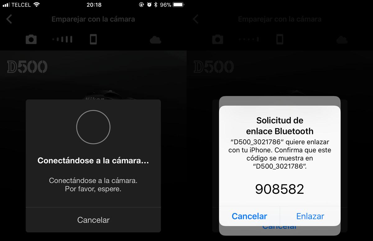 iphone_conectando_bluetooth_nikon_D500