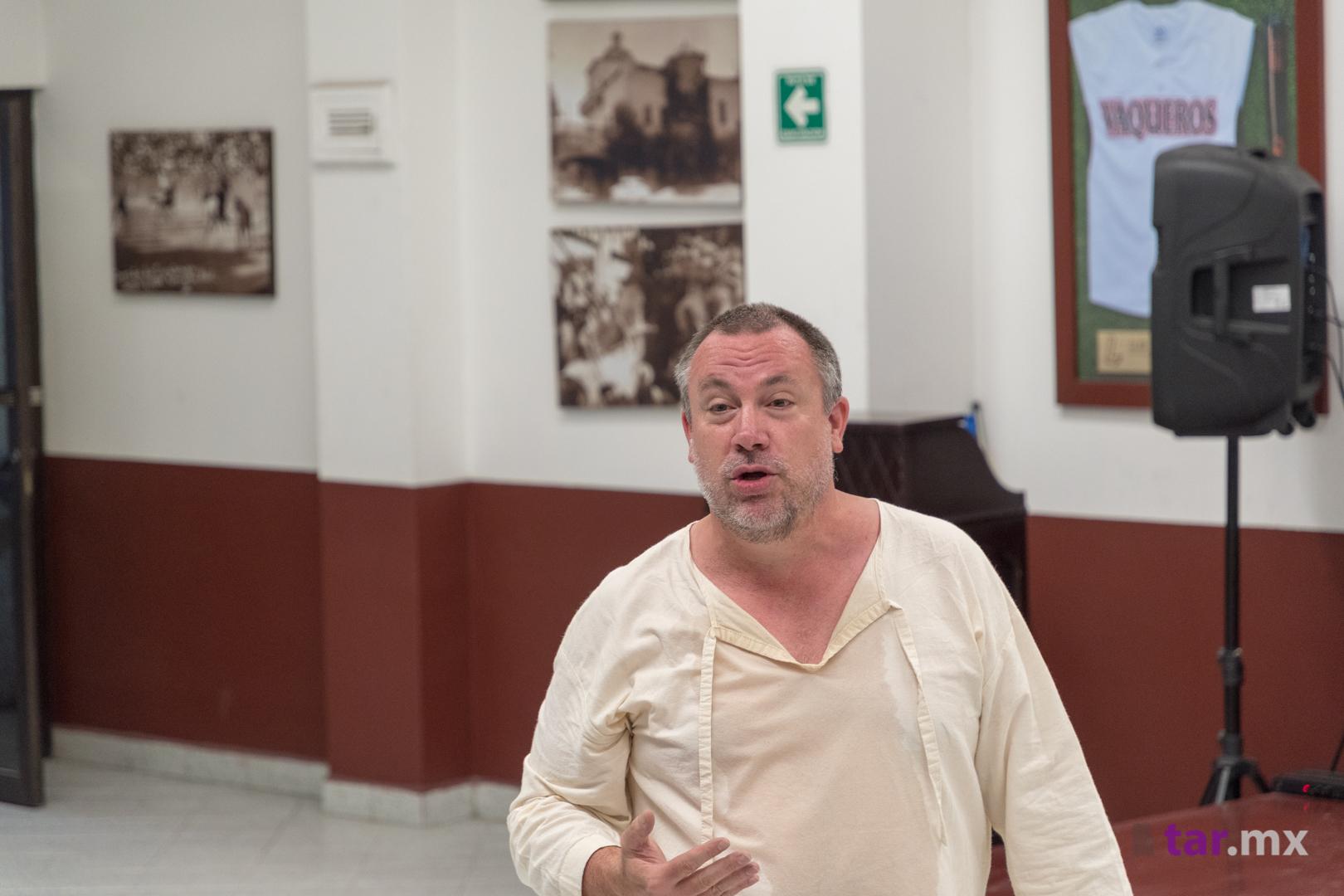 Jef Johnson en El Siglo de Torreón