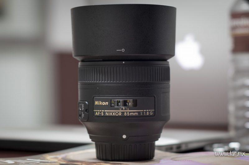AF S Nikkor 85mm 1.8G