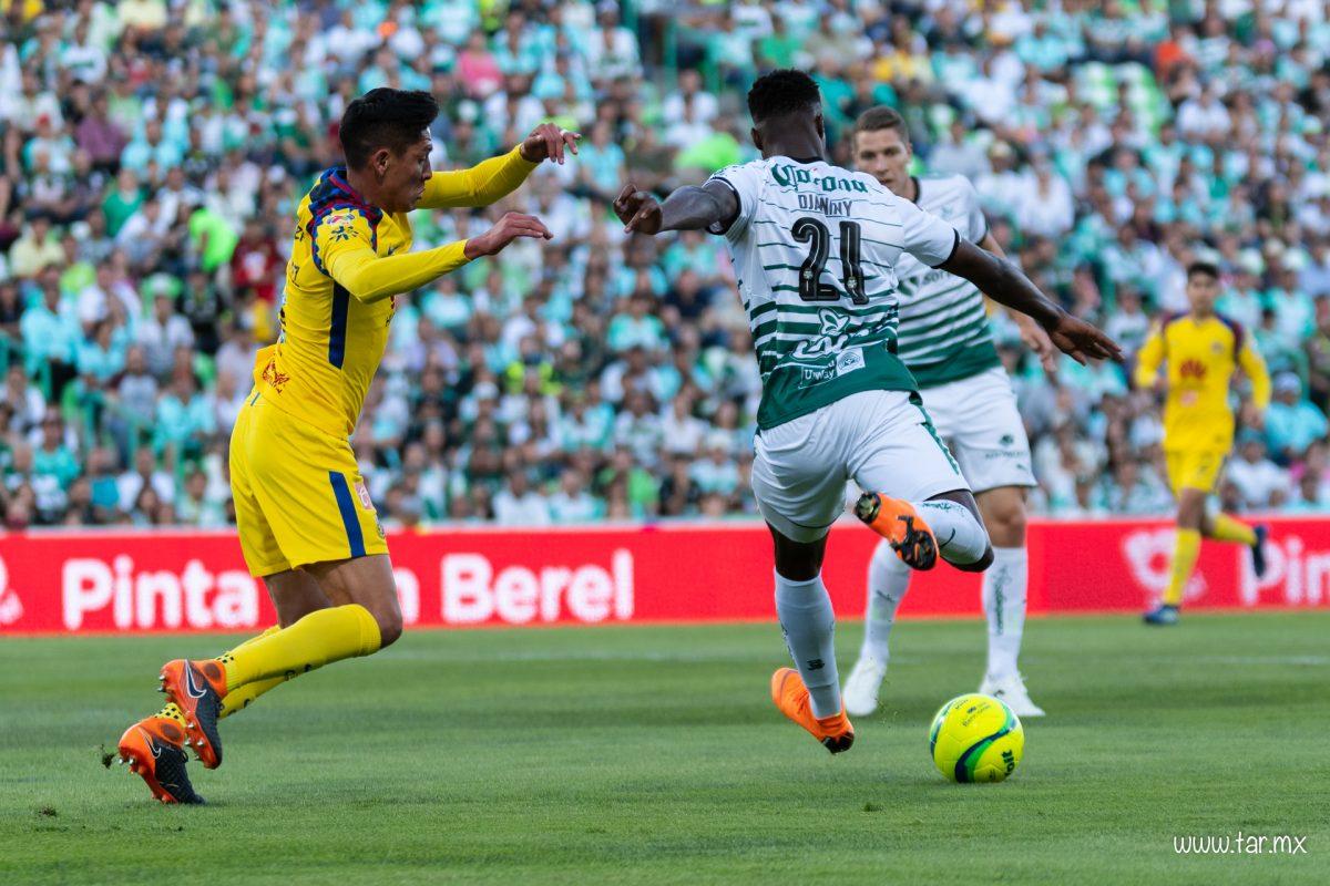 Djaniny, Furch, Juego del Santos América