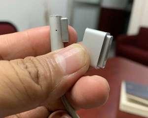 Adaptador de magsafe a magsafe 2 y aprovechar el viejo cargador de Mac