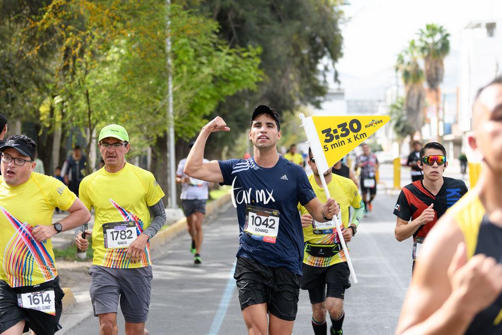 Maratón Lala, Bosque Venustiano Carranza