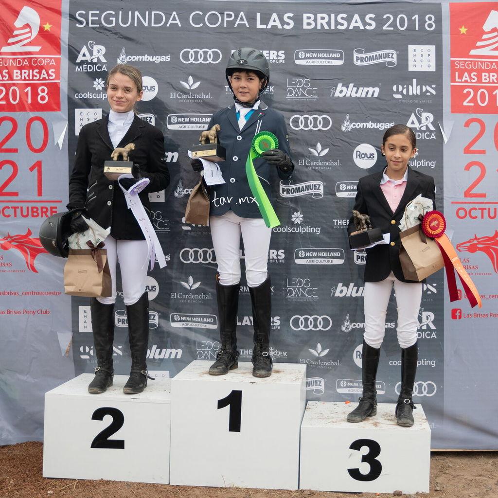Concurso de salto, Las Brisas 2018