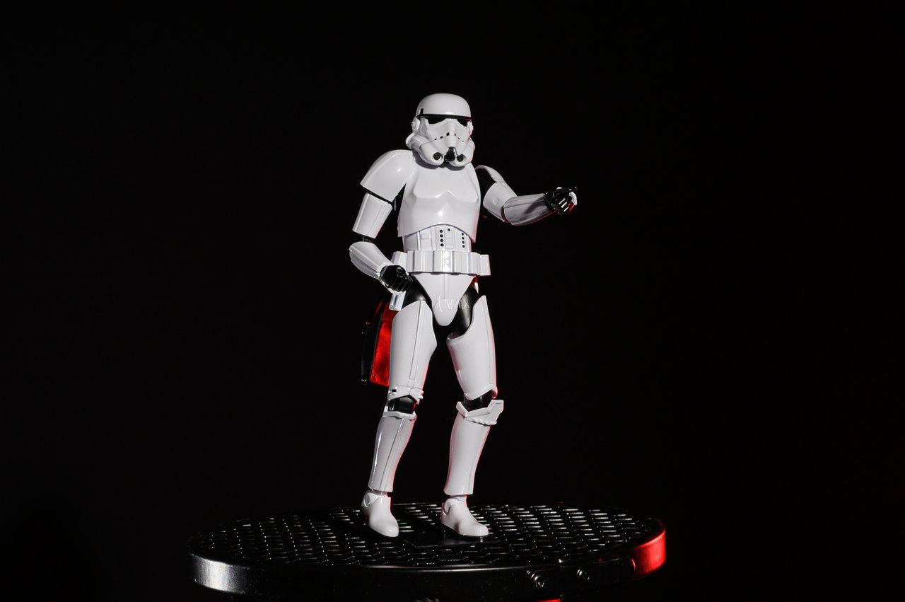 Stormtrooper Bandai Star Wars
